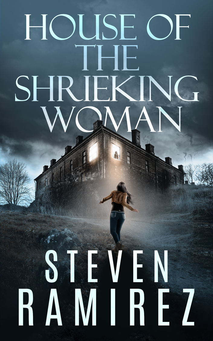 [House of the Shrieking Woman Book Cover]