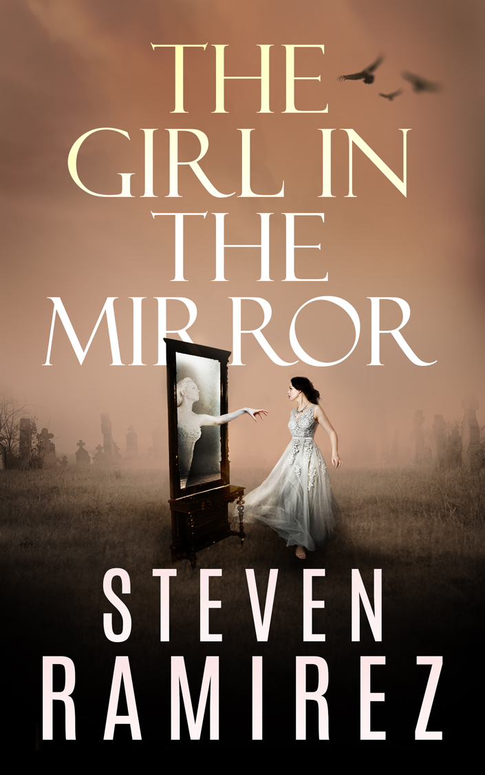 [The Girl in the Mirror Book Cover]