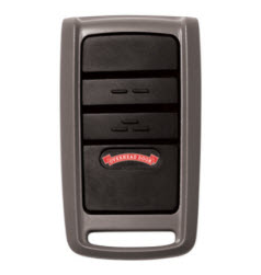 key chain garage door remote