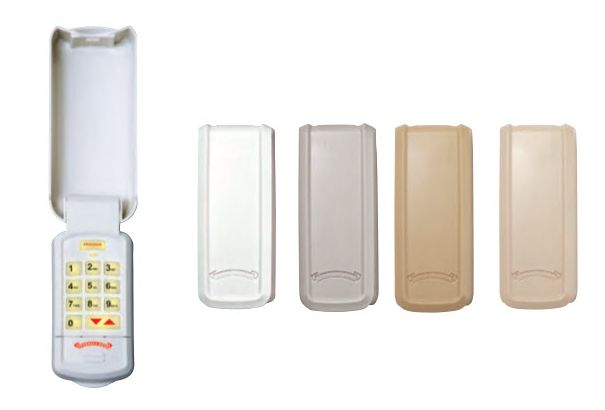 wireless keypad for garage door