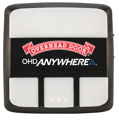 ohd anywhere garage door opener app