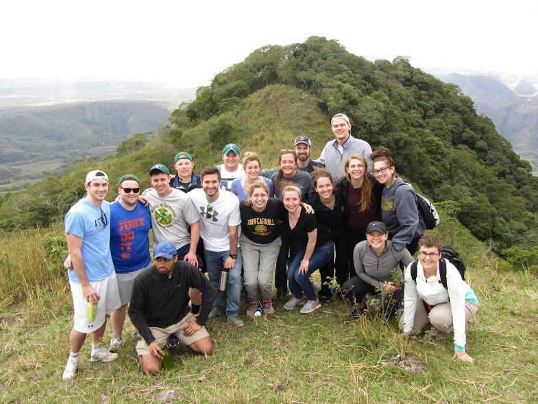 Nica Day 7 – Hiking Day!