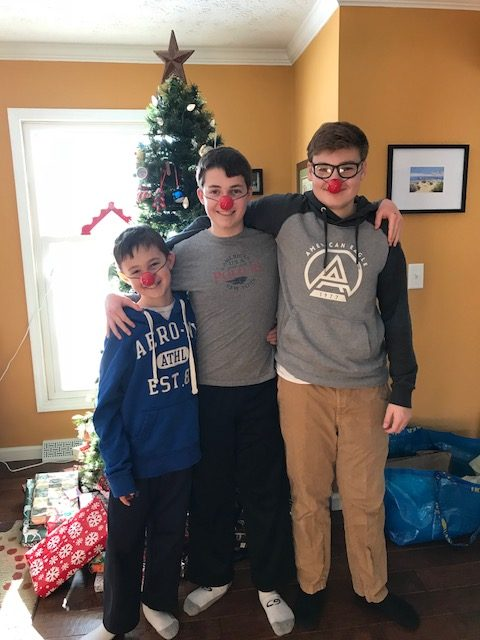 Christmas with the Barkers – Tradition #11