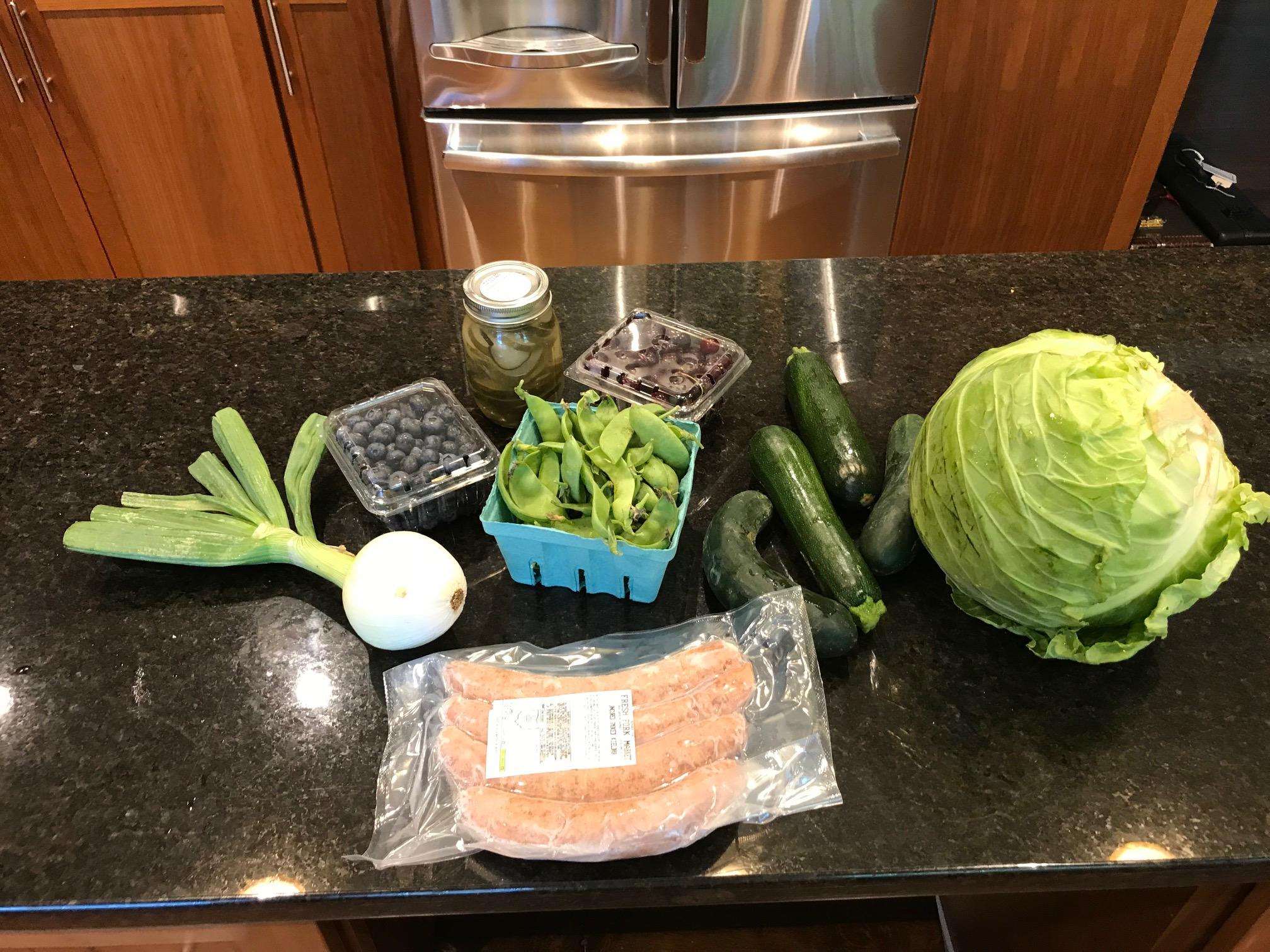 Fresh Fork – Week #5
