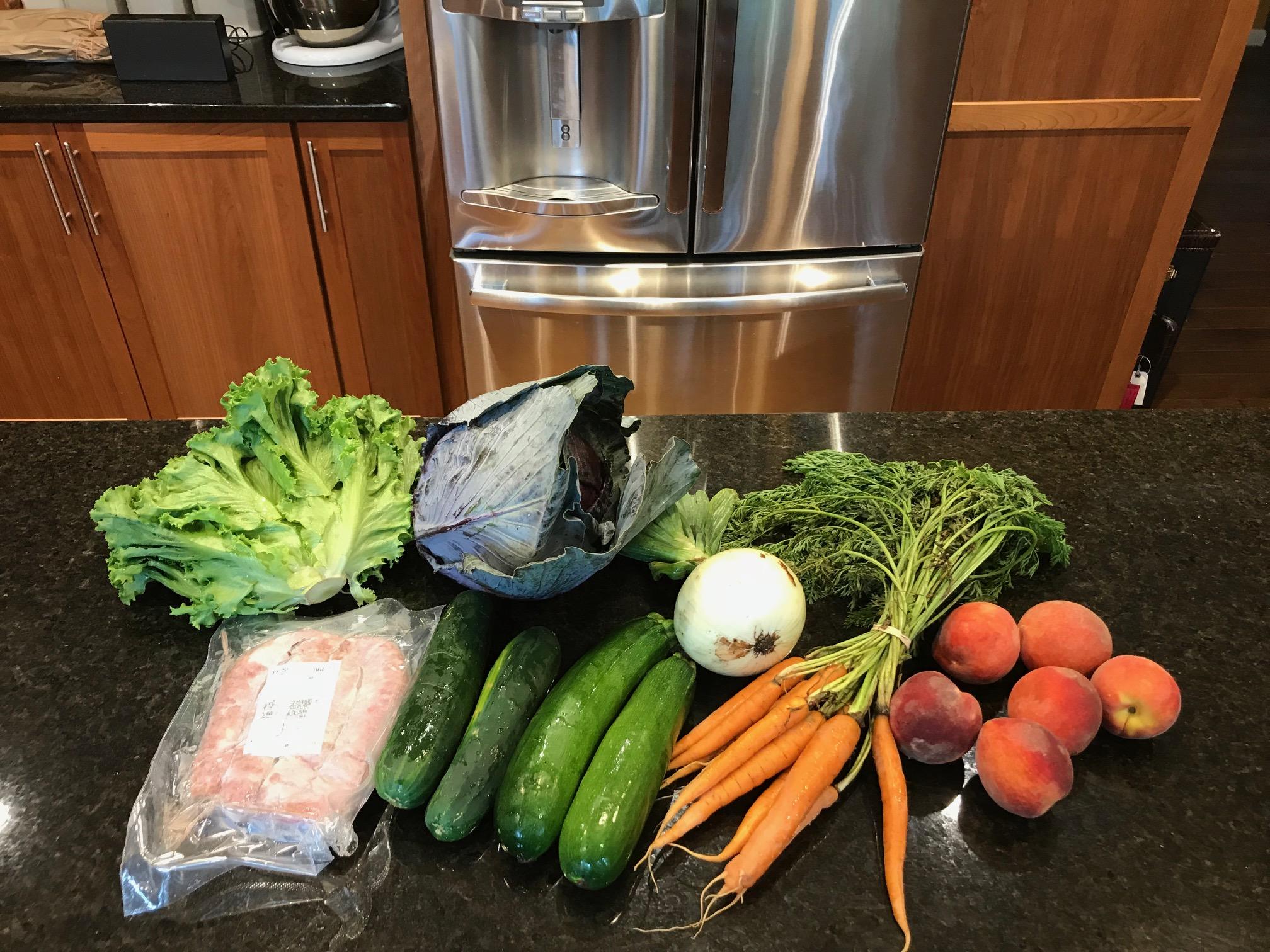 Fresh Fork – Week #8