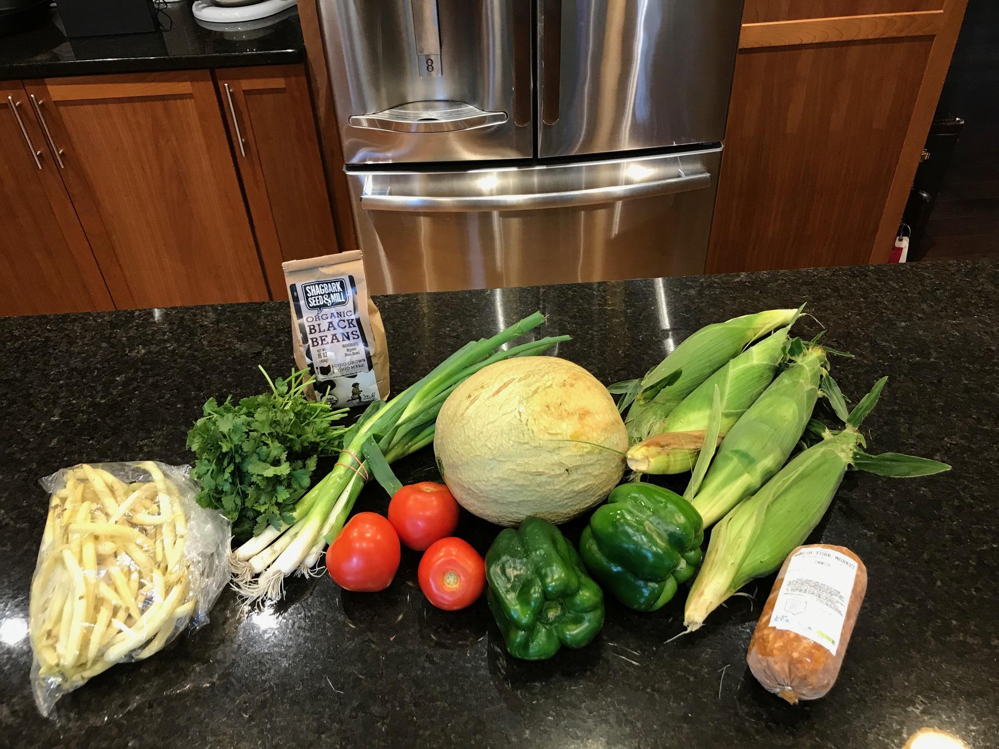 Fresh Fork – Week #9