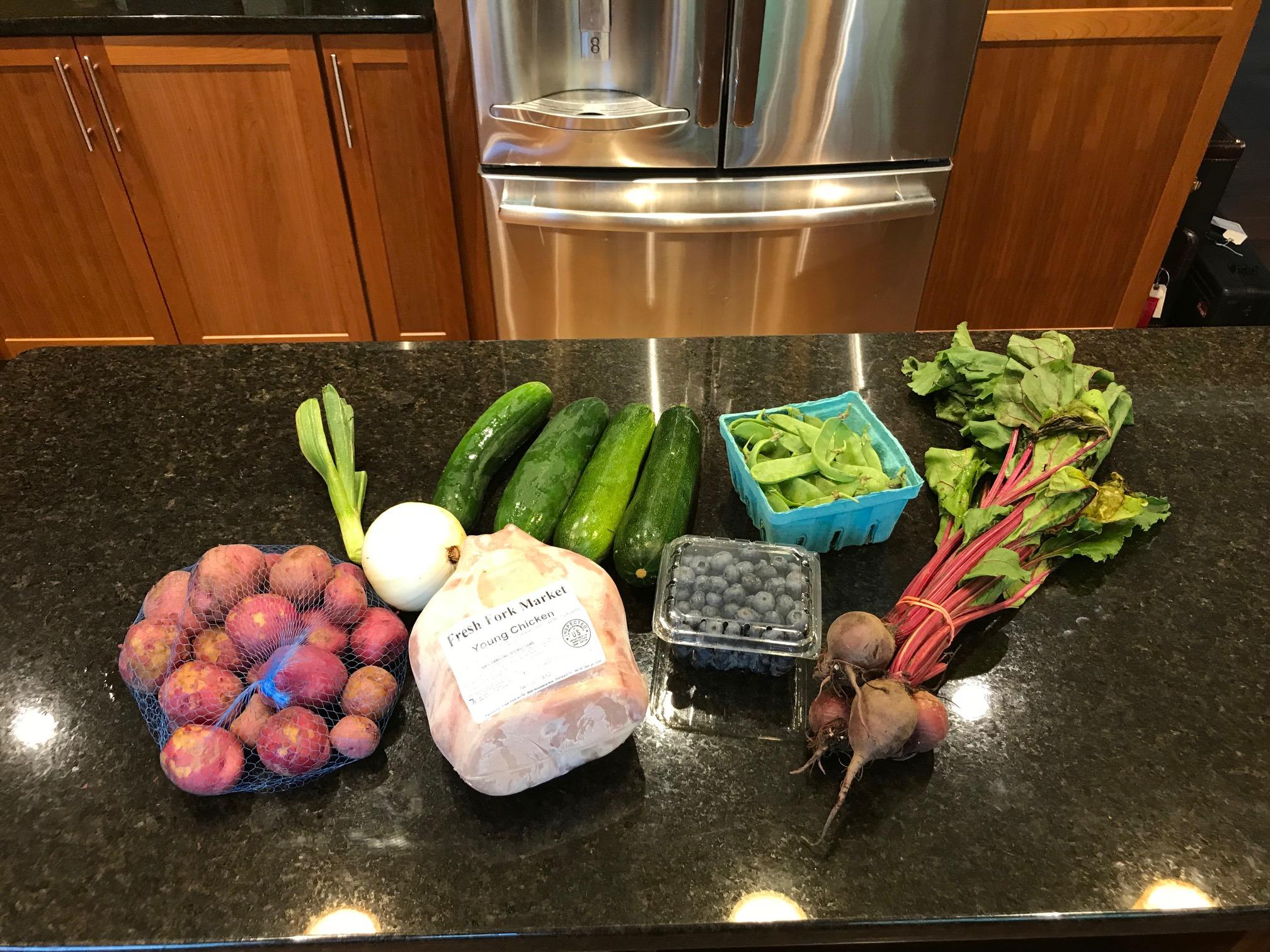 Fresh Fork Week #7