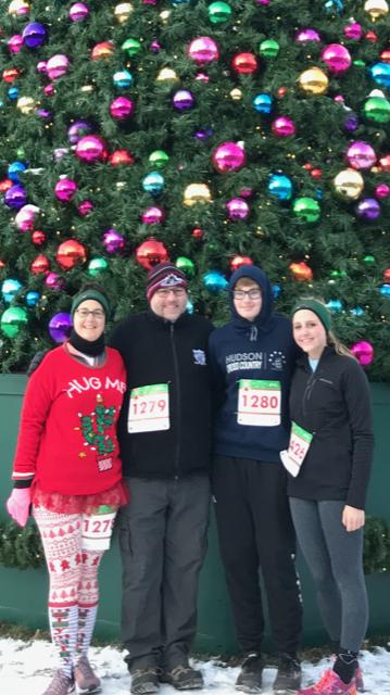 Jingle Bell Run 2018