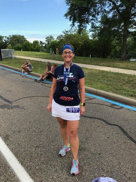Akron Goodyear Half Marathon – #12!