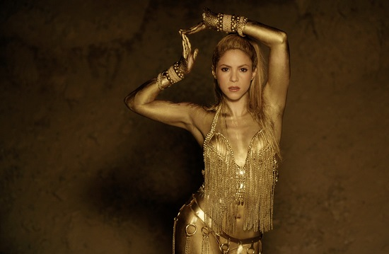 SHAKIRA  estrena video musical de  «PERRO FIEL» feat. NICKY JAM