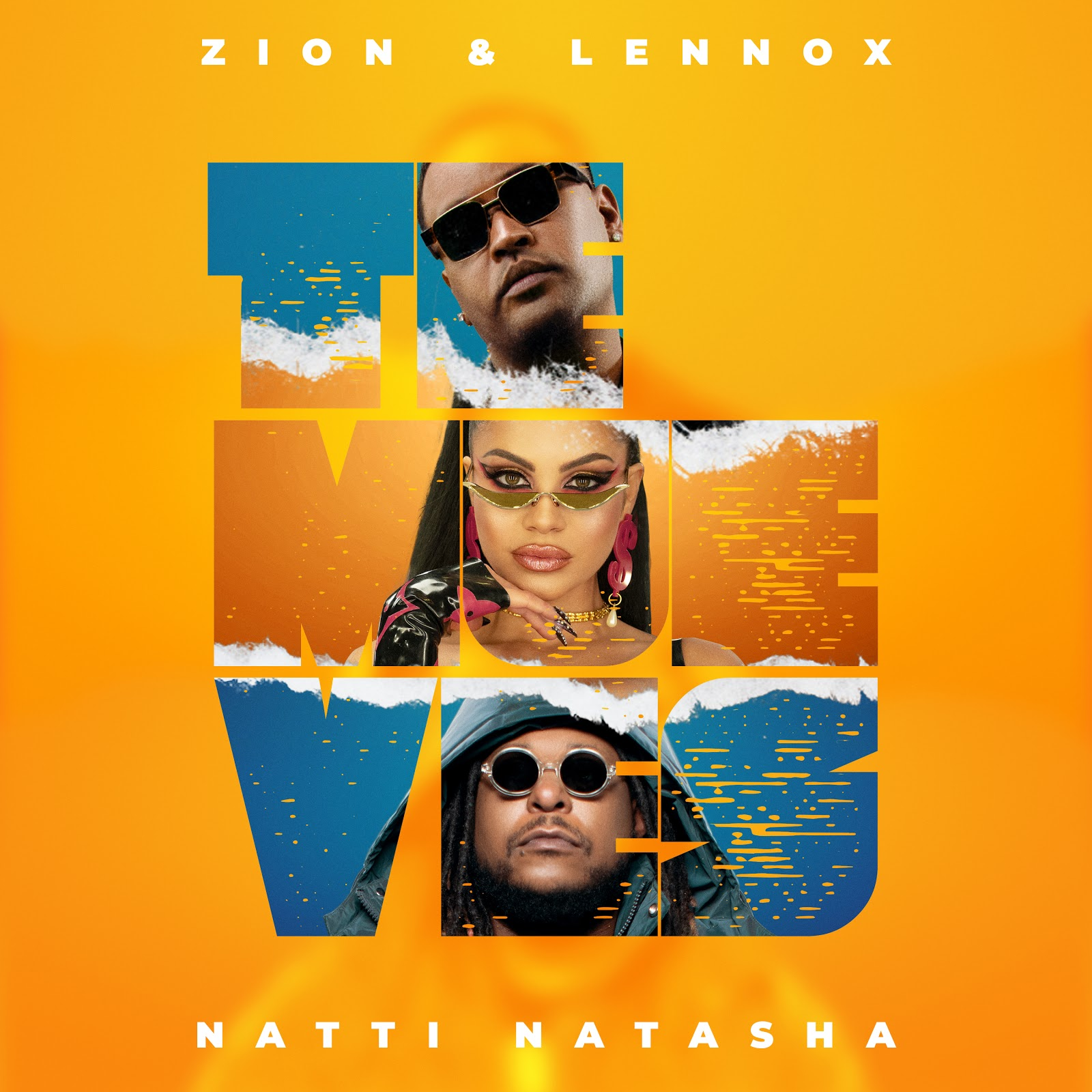 ICONIC DUO  ZION & LENNOX RELEASE NEW HIT SINGLE «TE MUEVES»  WITH GLOBAL FEMALE ARTIST NATTI NATASHA