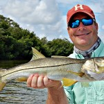 Islamorada Flats Guides Snook