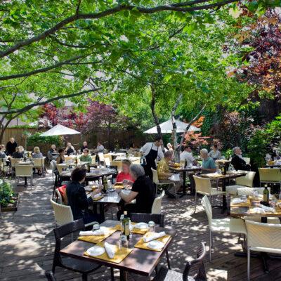 تحويل شوارع شيكاغو إلى شوارع للمشاة و المطاعم