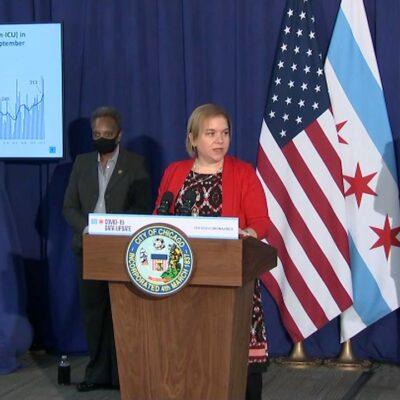 تطبيق قيود إغلاق جديدة على البارات والشركات في شيكاغو مع عودة ارتفاع إصابات كورونا