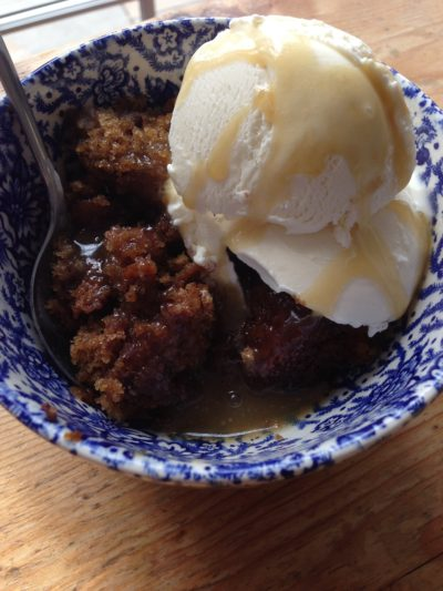 One Thousand and One Epicurean Delights – Sticky Toffee Pudding!
