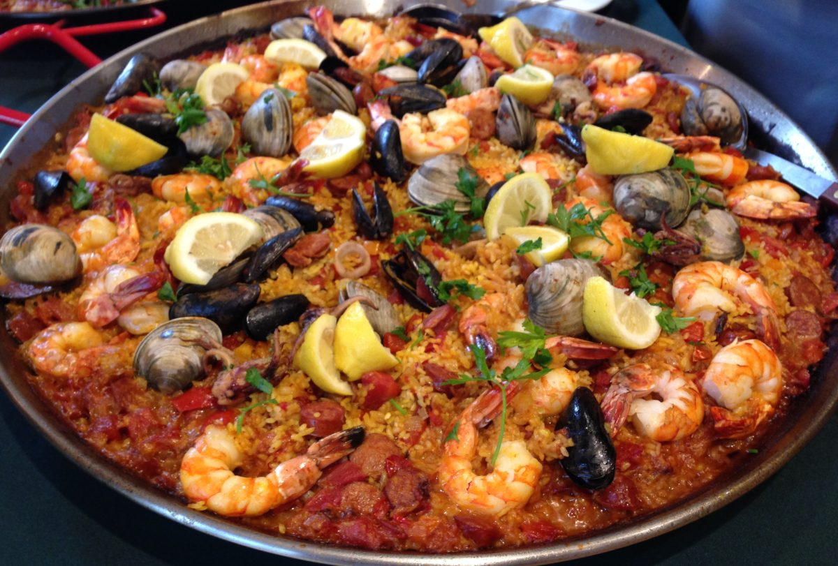 Zarzuela a la Catalana – Catalan Fish Stew