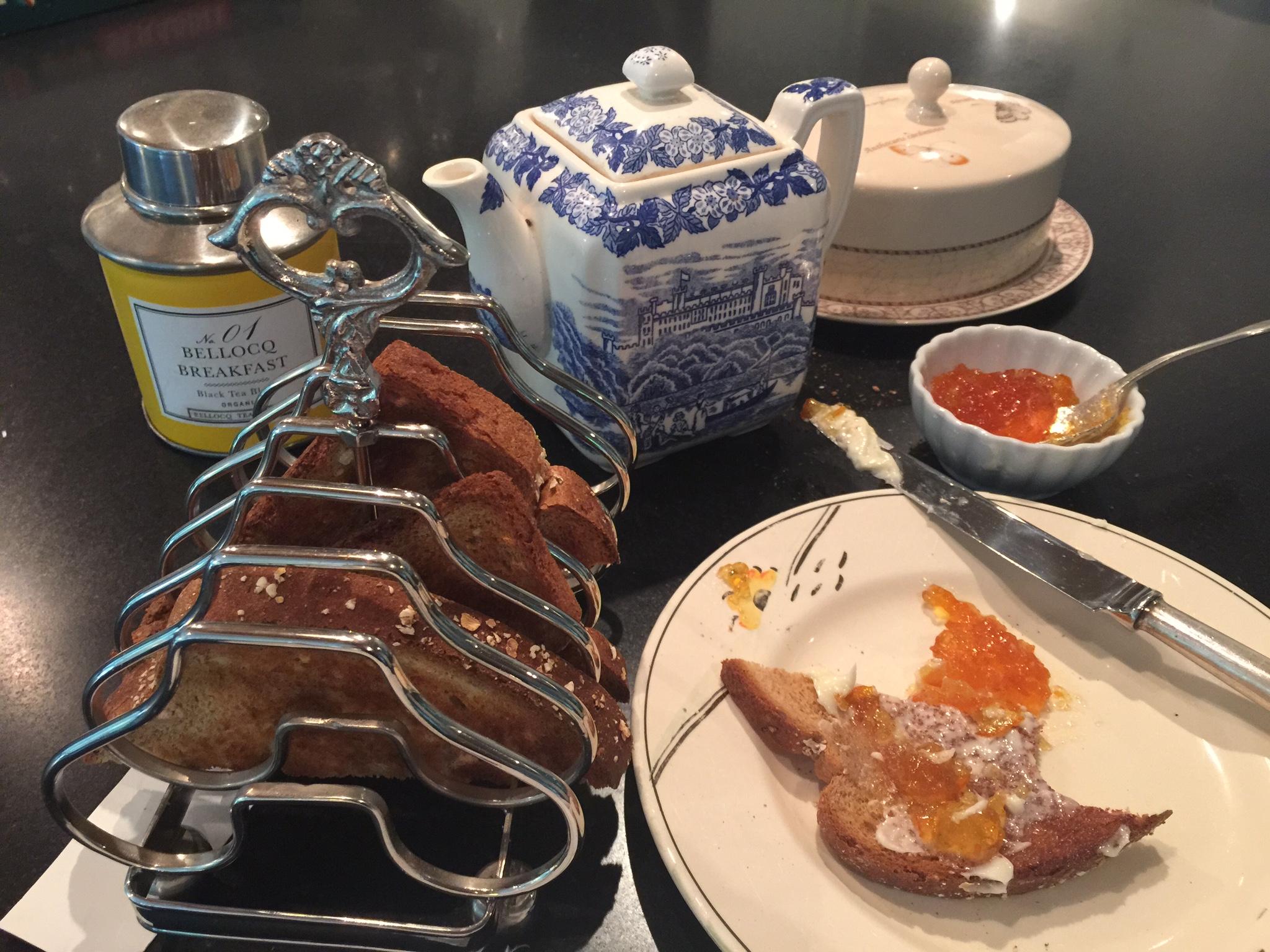 Things we Love – Toast Racks