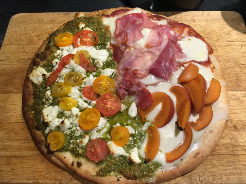 Flatbreads or Pizzas to please everyone