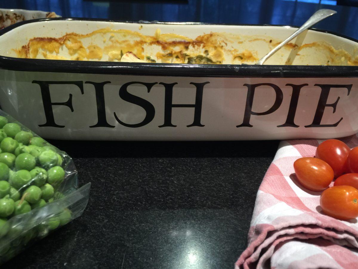 Fabulous Fish Pie