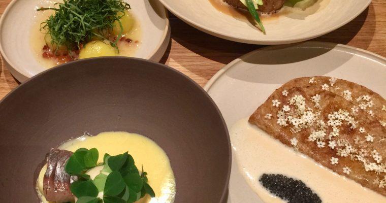 Copenhagen Food Scene