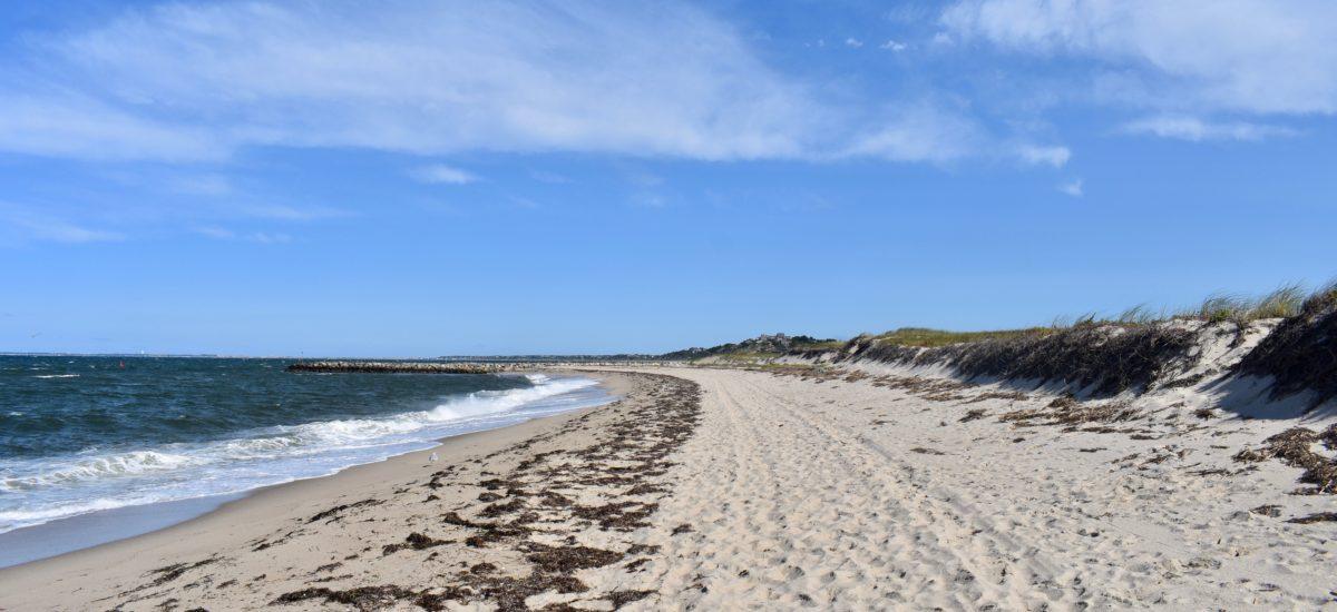 Life is a Beach. Manhattan Beach, The Hamptons and Cape Cod