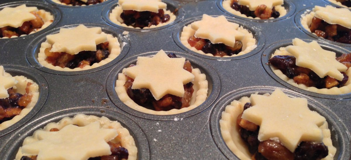 Mince Pie Pastry