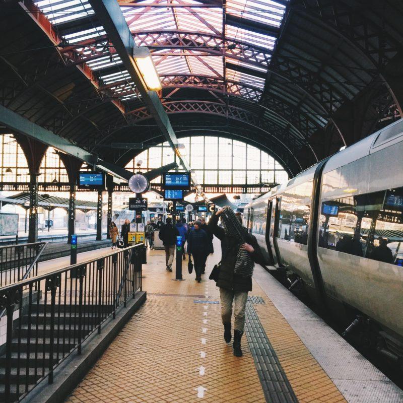 Copenhagen Main Station