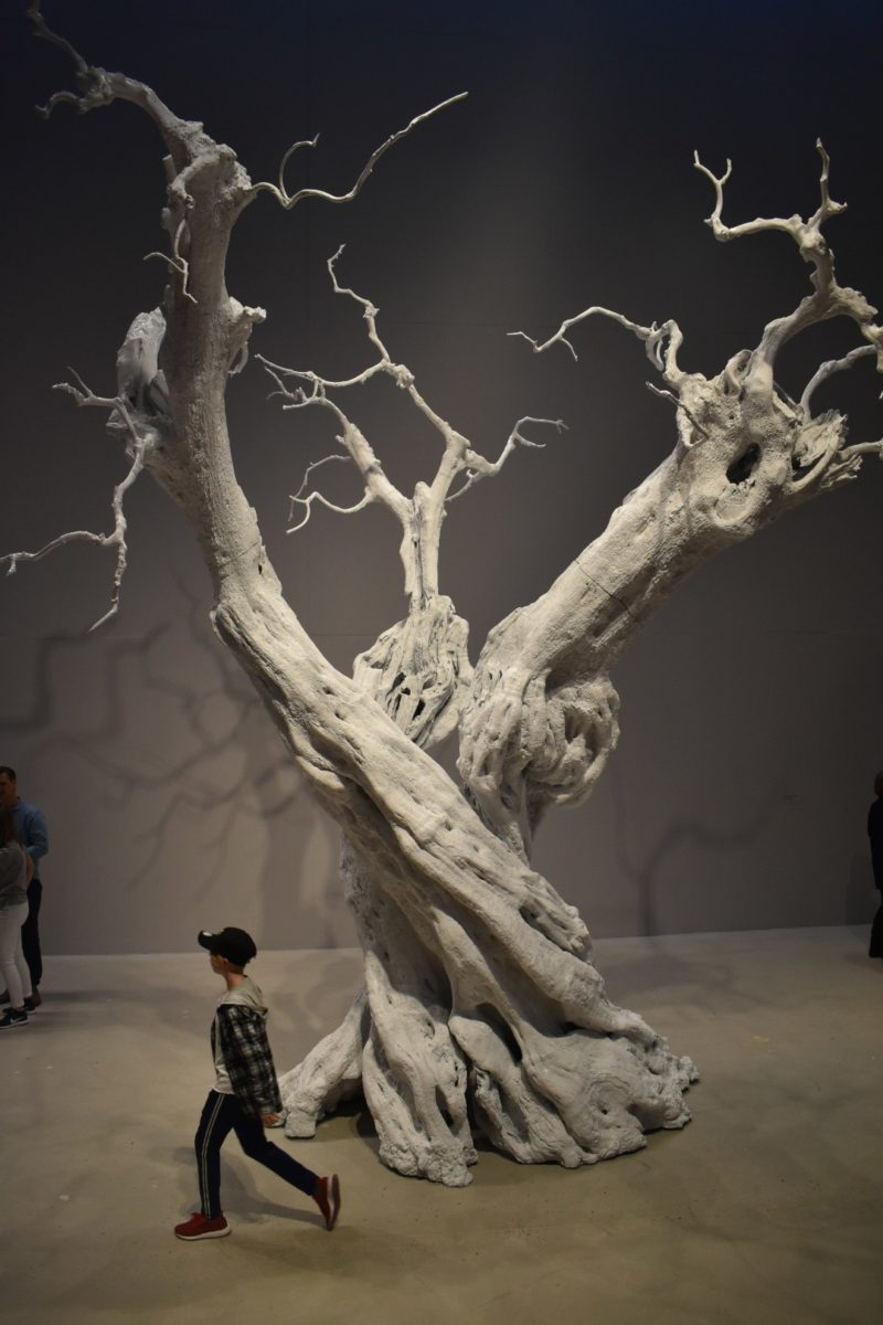 Tree at Arken