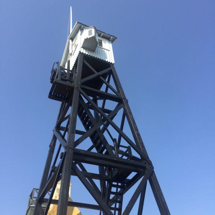 Pilot's Tower at Dragør