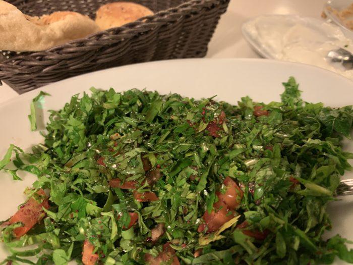 Persian Salad