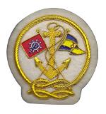 Sample IOBG Blazer Emblems