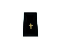 Chaplain - Epaulets Rank in Bullion