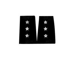 Past Commodore - Epaulets Rank in Bullion