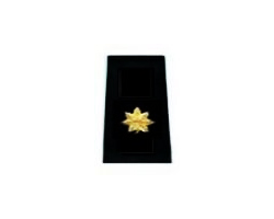 Secretary - Epaulets Rank in Bullion