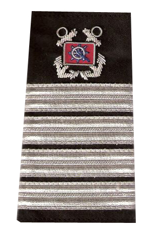 IOBG Member shoulder boards