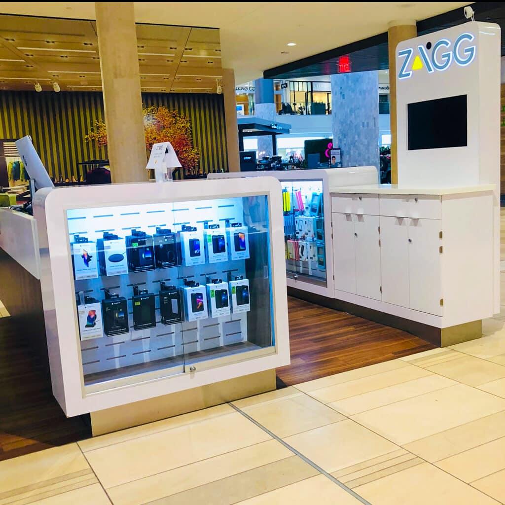 Retail Kiosk