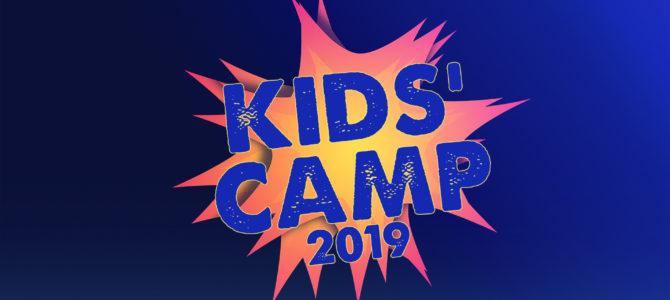 2019 Kids' Camp!