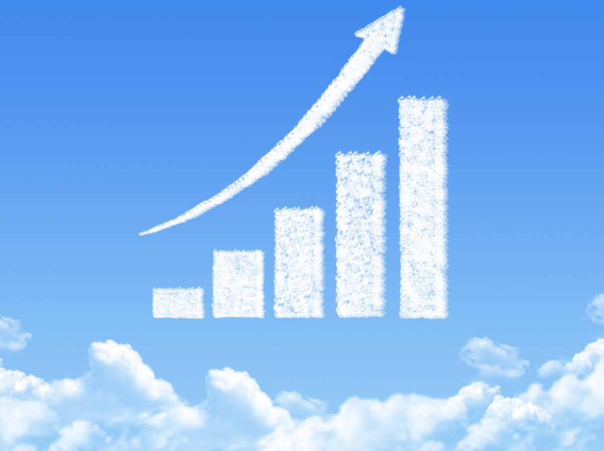 Do you know what is driving the public cloud growth? Its not what you think…