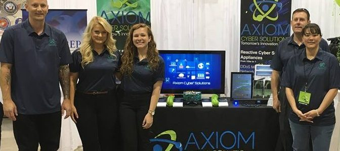 My Internship with Axiom Cyber Solutions