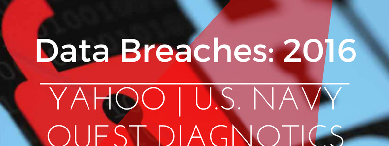 The Worst Data Breaches of 2016