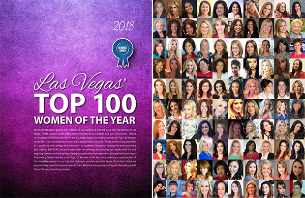Shannon Wilkinson, President of Axiom Cyber Solutions, Selected as Top 100 Women of Influence by MYVegas Magazine