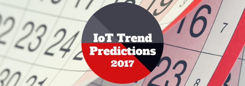 4 IoT Trend Predictions for 2017