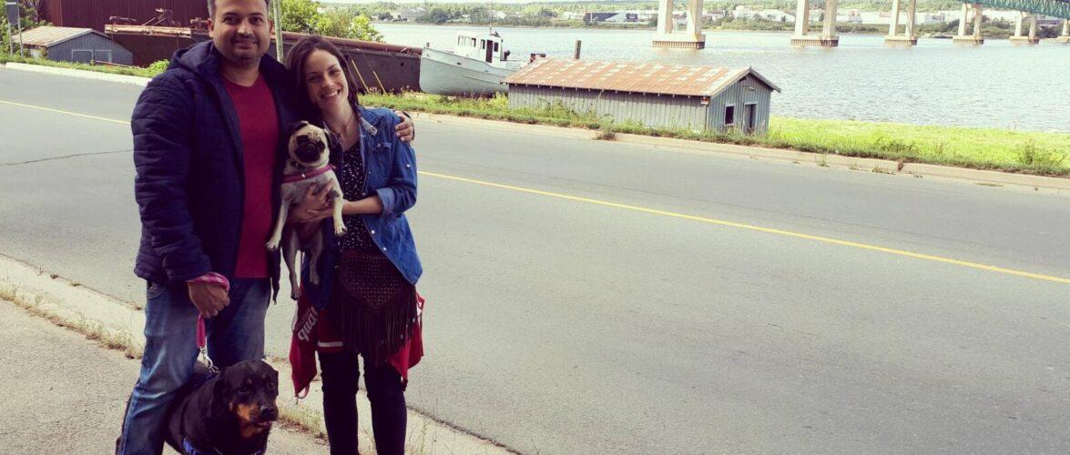 Do Rio de Janeiro para New Brunswick: Confira a história da família Faleiro no Canadá