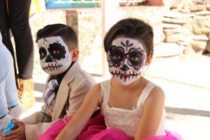 Halloween e crianças