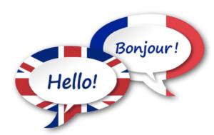 Francês e inglês no Canada