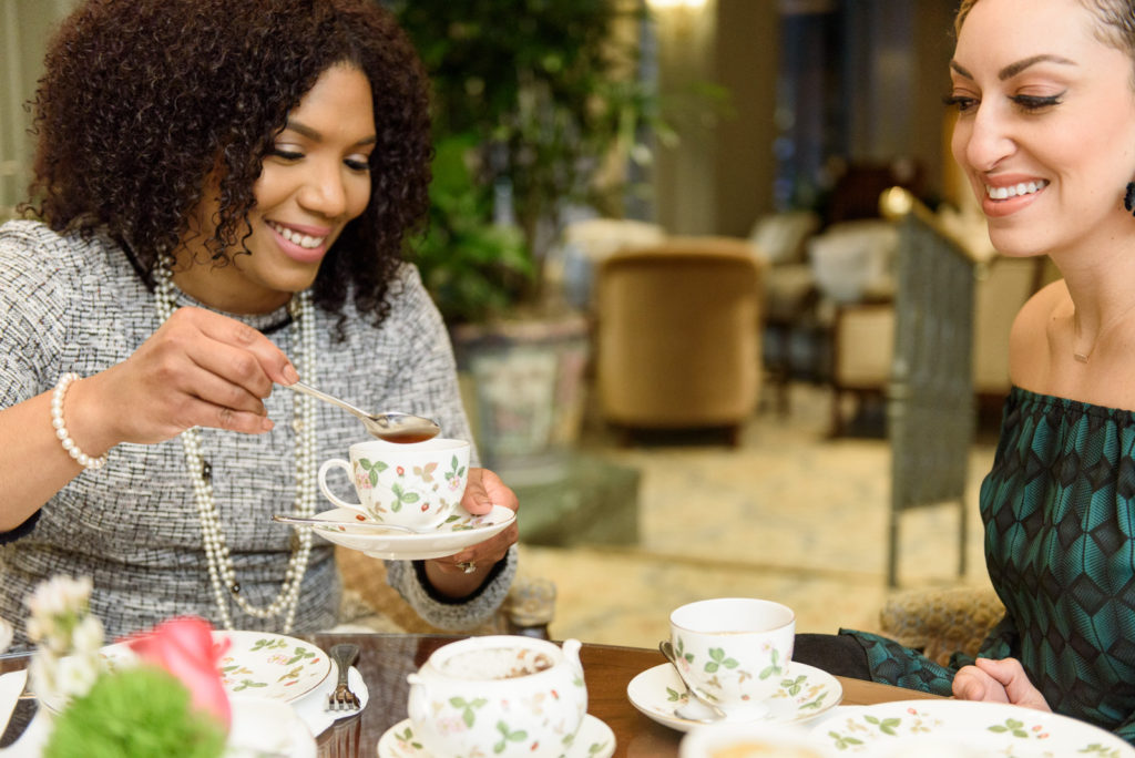 3 Reasons Why Afternoon Tea is Self Care - image  on https://iamtheflywidow.com