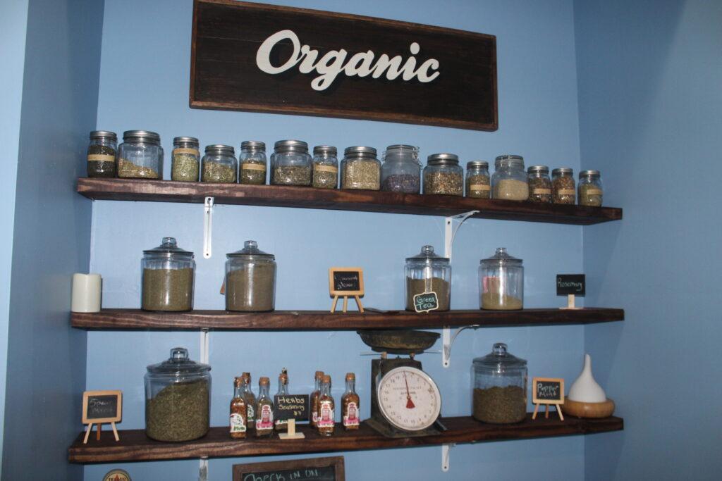 Nola Organic Spa in New Orleans - image  on https://iamtheflywidow.com