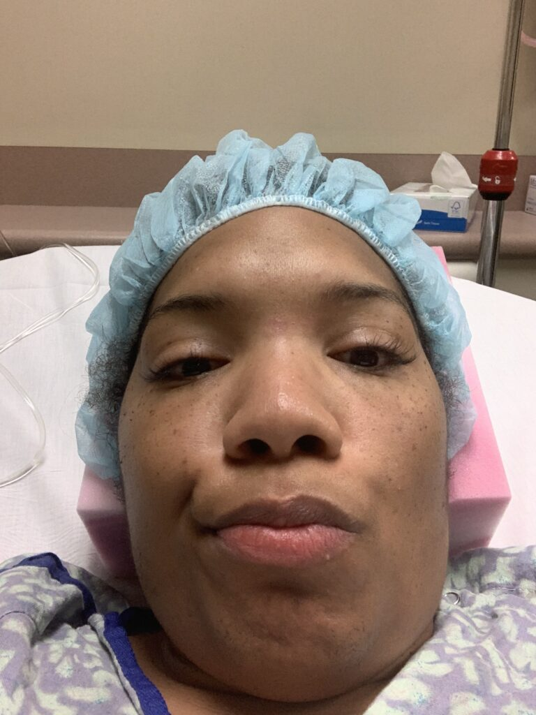 My Recovery from Vocal Cord Surgery - image  on https://iamtheflywidow.com