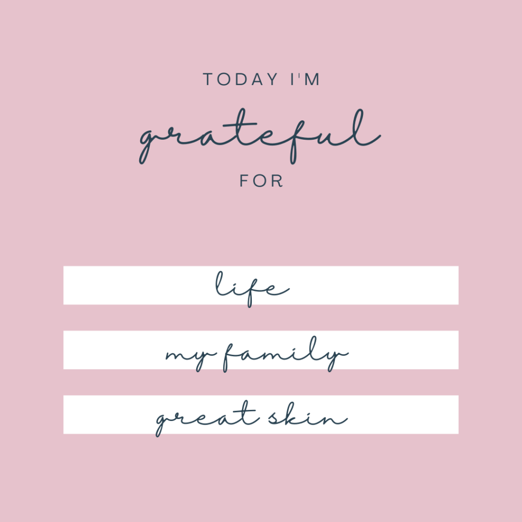 How Grief Reminded Me to Be Grateful - image Pink-Handwritten-Gratitude-Journal-Social-Media-1024x1024 on https://iamtheflywidow.com