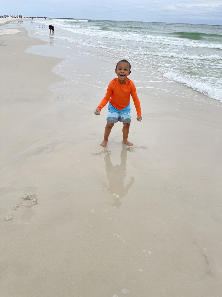 Mother and Son Road Trip to Orange Beach - image  on https://iamtheflywidow.com